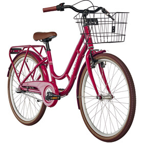 Ortler Copenhagen 24'' Kids, red